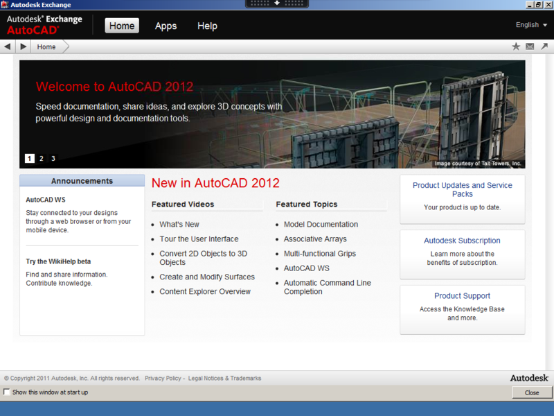 6. iPad, Citrix, AutoCAD Exchange, 2012