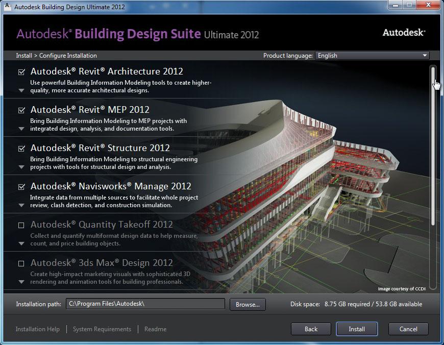 Buy Autodesk Building Design Suite Ultimate 2016 Mac