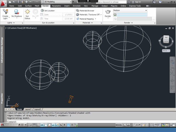 AutoCAD 2012 (full) on iPad? Yes, you can  - Up and Ready