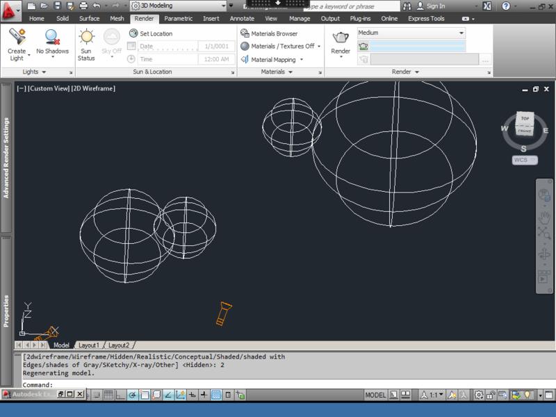 3.Autodesk, iPad, Citrix, AutoCAD, 3dmodeling, 2012