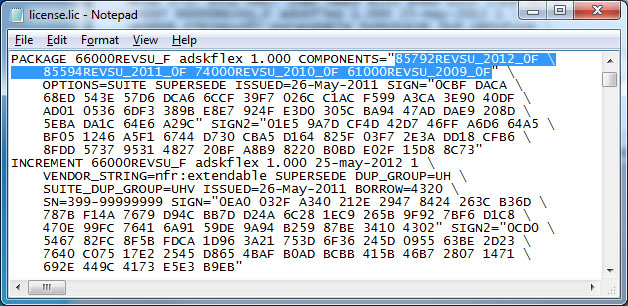 License_component