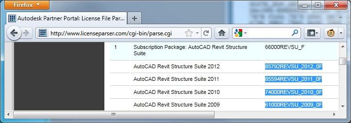 How do you get AutoCAD Revit Structure Suite 2009?