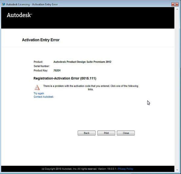 Autodesk 2010 Activation Code Generator