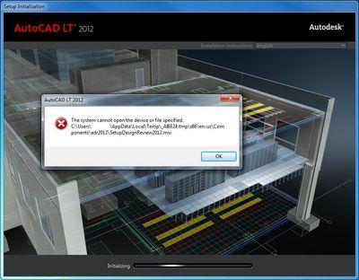 07757754-autocad Install  error