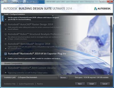 Autocad Design Suite Premium 2014 64-Bit