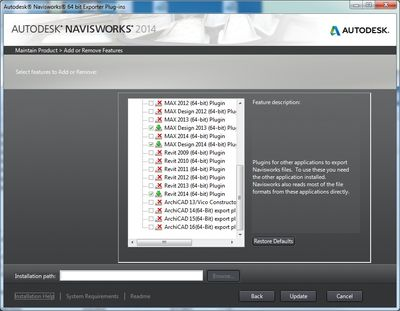 Nav-export-modify