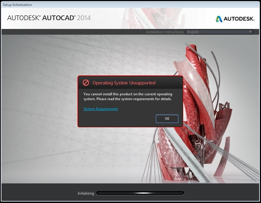 how to install autocad 2014 with keygen software