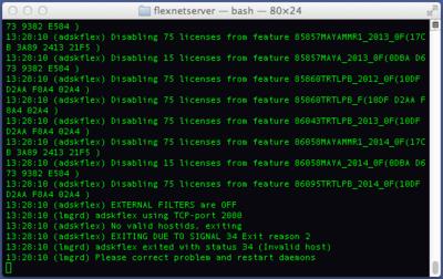 Mini-hostid-mac-issue