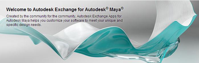Maya App Exchange