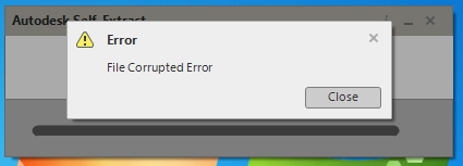 File-corrupted