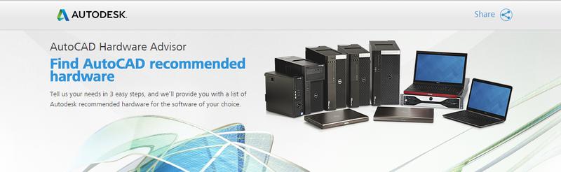 AutoCAD-Hardware