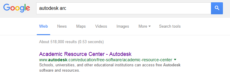 Autodesk ARC