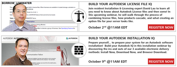 Boost Your Autodesk Software Up and Ready IQ - Up and Ready