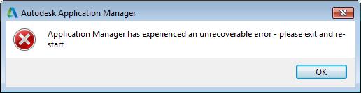 AAM-UnrecoverableError